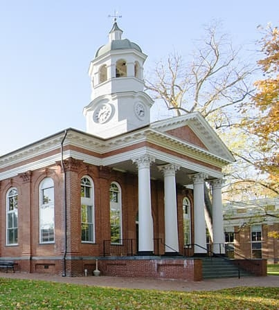 Loudoun County Courthouse exterior
