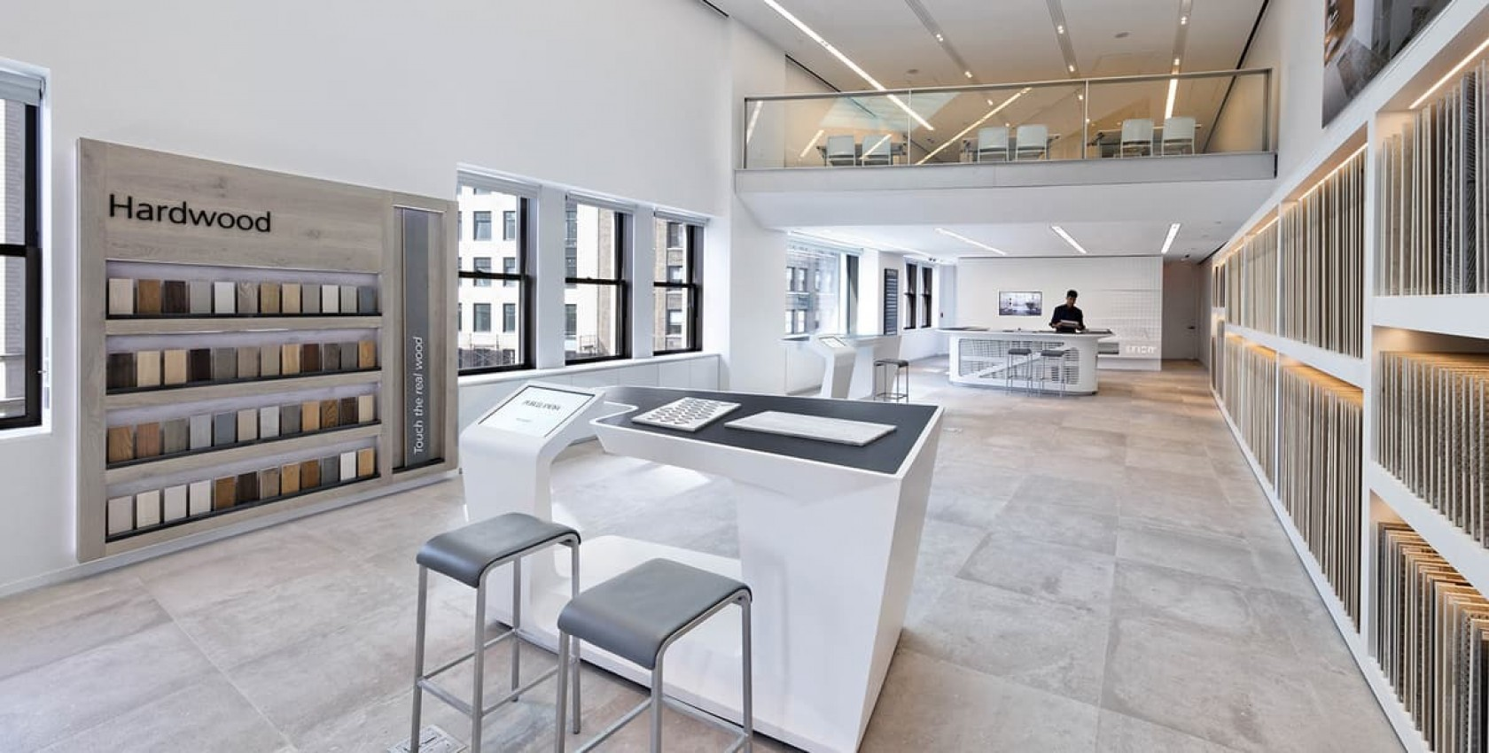 City Of Richmond Va >> Porcelanosa Flagship Showroom | HITT