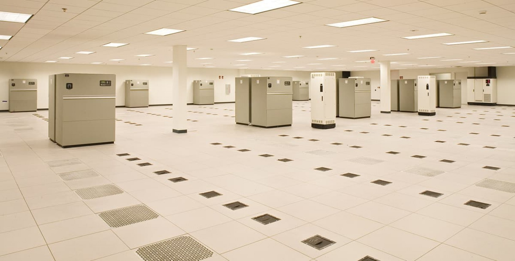 Sterling Park Data Center, Industrial