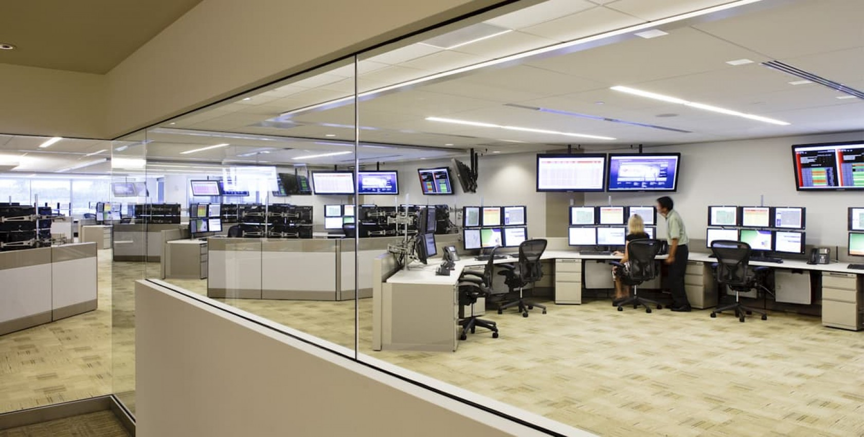 Time Warner Interior