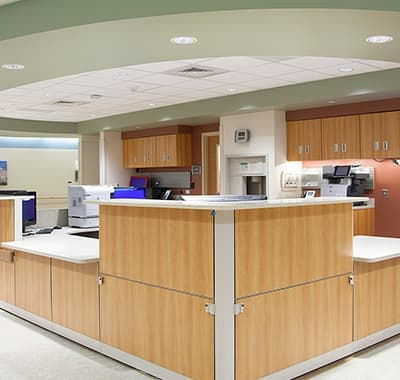 Inova Fairfax Critical Care Wing, Healthcare