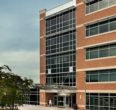 Sibley MOB Cancer Center, Healthcare